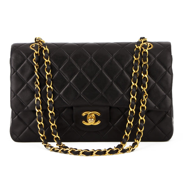 Chanel Classic Medium Douple Flap Chain Purse