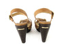 Jimmy Choo Exotic Platform Sandals sz 41