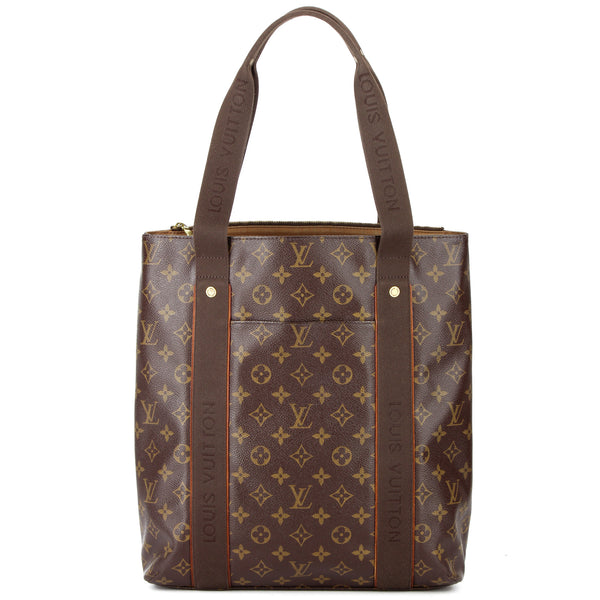 Louis Vuitton Limited Edition Monogram Cabas Beaubourg Tote
