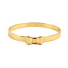 Kate Spade Bow Gold Bangle
