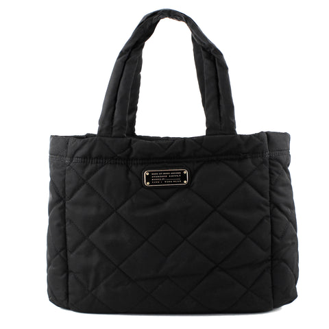 Marc by Marc Jacobs Quilted Nylon Canvas Puffer Tote