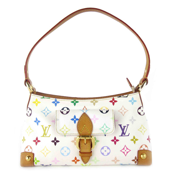 Louis Vuitton Multicolore White Eliza