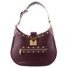 Louis Vuitton Prune Suhali Le Affirolant Shoulder Bag