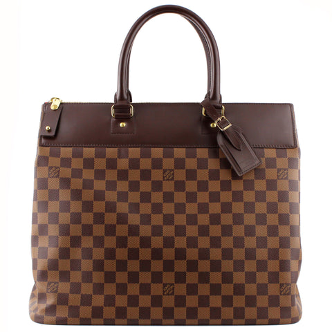 Louis Vuitton Damier Ebene Greenwich Carryall