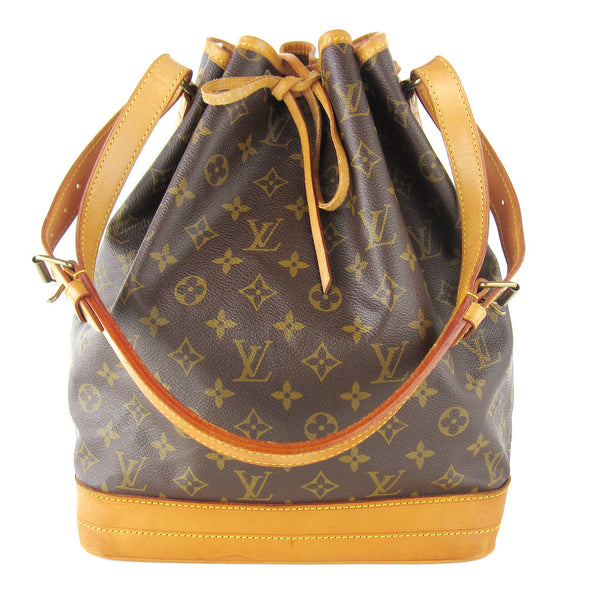 Louis Vuitton Monogram Large Noe Shoulder Bag 1