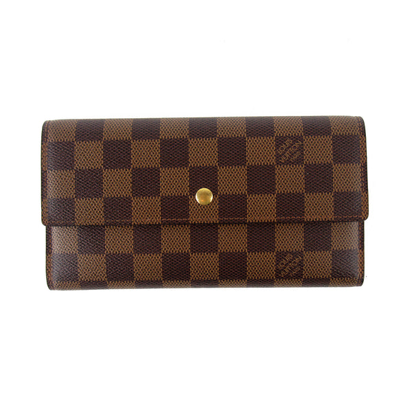 Louis Vuitton Damier Sarah Wallet