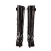 Gucci GG Buckle Knee-High Boots sz 40
