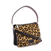 Marc by Marc Jacobs Ligero Leopard Calf Hair Shoulder Bag