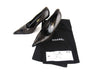 Chanel Camellia Flower Pumps sz 35 - NEW