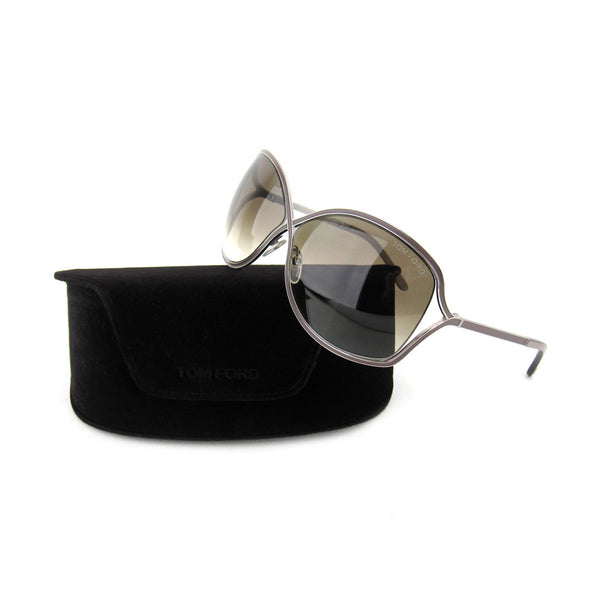Tom Ford Rickie Oval Sunglasses -  NEW