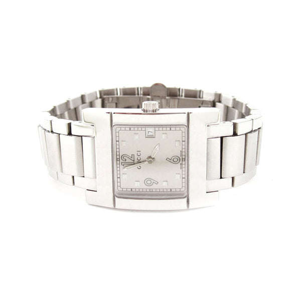 Gucci Rectangular Ladies Date Watch