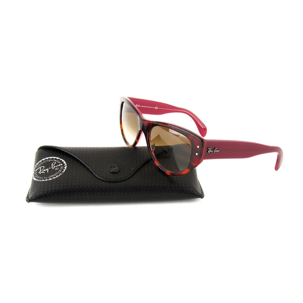Ray-Ban Raspberry Tortoise Sunglasses