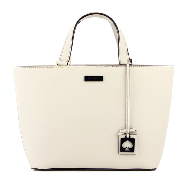 Kate Spade Juno Saffiano Leather Small Satchel Tote