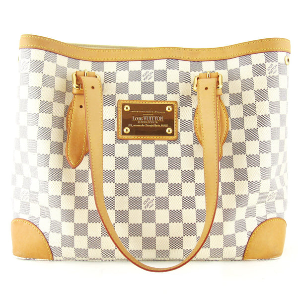 Louis Vuitton Damier Hampstead MM