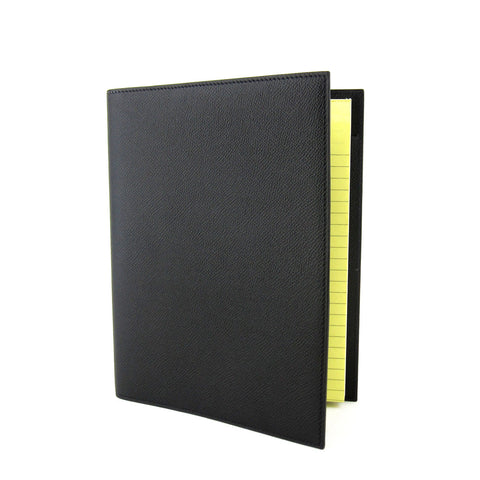 Hermes Leather Note Pad
