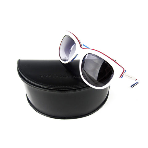 Marc by Marc Jacobs White Sunglasses