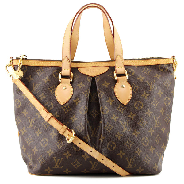 Louis Vuitton Monogram Palermo PM Tote