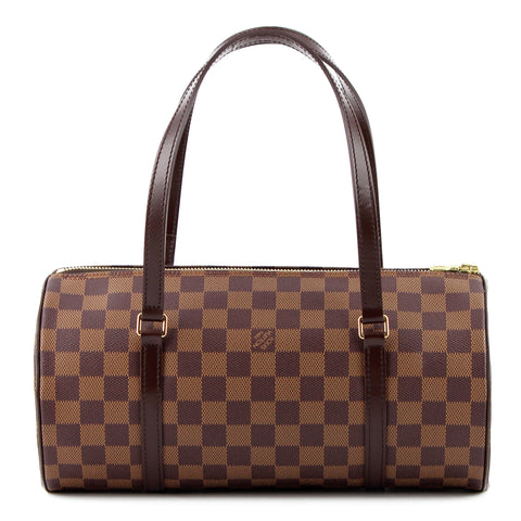 Louis Vuitton Limited Ed. Damier Ebene Papillon 30