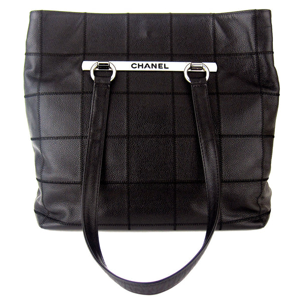 Chanel Caviar Large Shopping Tote