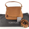 Tom Ford Jennifer Medium Shoulder & Crossbody Bag - Tan