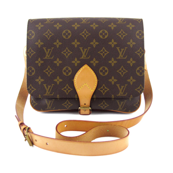 Louis Vuitton Cartouchiere Cross-Body GM