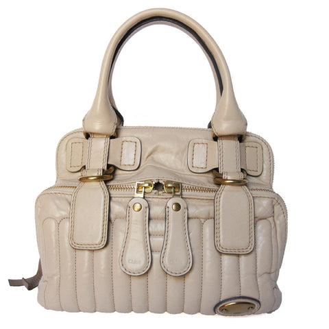 Chloe Bay Small Satchel Bag