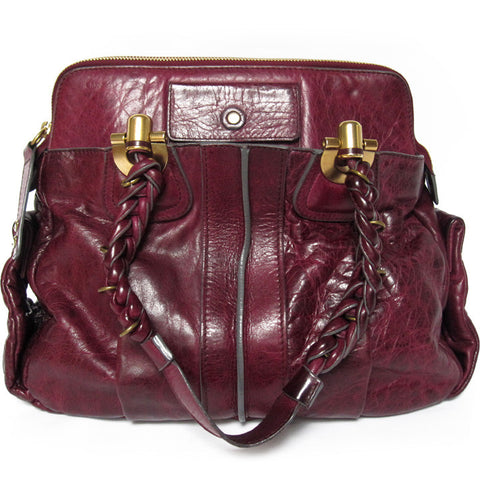 Chloe Large Heloise Shoulder Bag