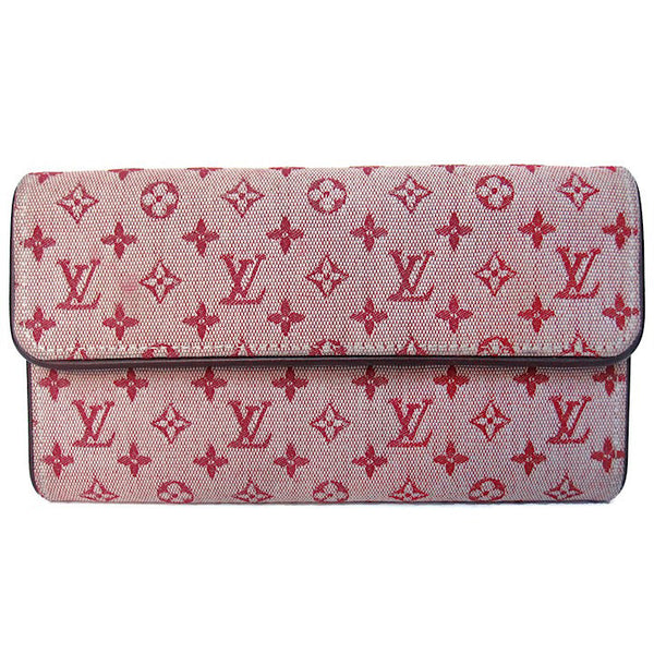 Louis Vuitton Mini Lin Continental Wallet