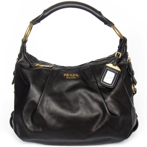 Prada Soft Calf Hobo - NEW