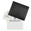 Givenchy Black Leather Bifold Men's Wallet