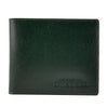 Givenchy Forest Green Leather Bifold Men's Wallet