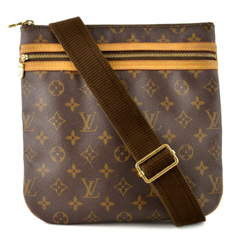 Louis Vuitton Monogram Bosphore Pochette Crossbody