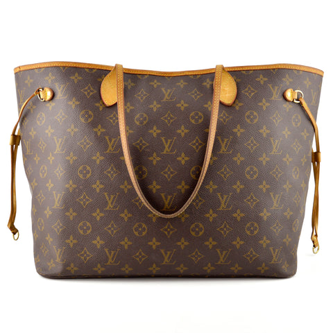 Louis Vuitton Monogram Neverfull GM Tote