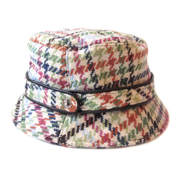 Coach Tweed Hat M/L