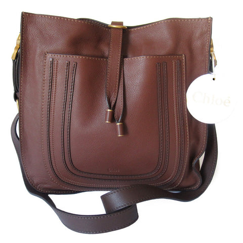 Chloe Marcie Messenger Hobo - NEW