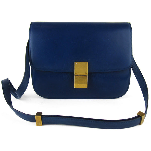 Celine Medium Flap Box Bag
