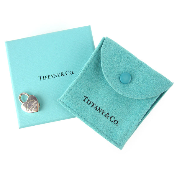 Tiffany & Co 'Return' Heart Charm