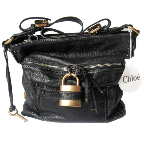Chloe Paddington Hobo - NEW