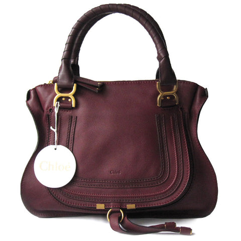 Chloe Marcie Hobo Bag - NEW