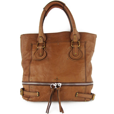 Chloe Paddington Butterscotch Tote