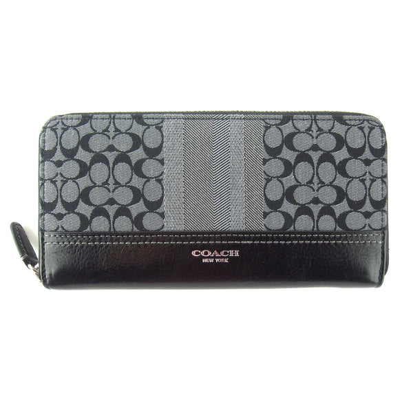 Coach Continental Zip Wallet