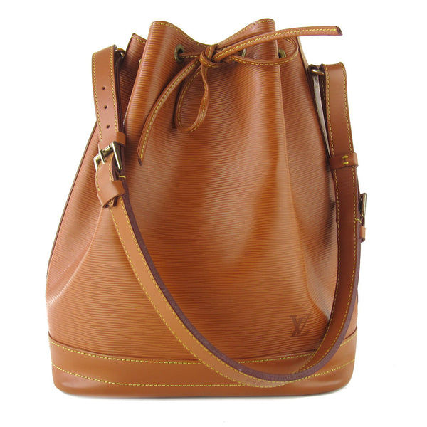 Louis Vuitton Butterscotch Epi Noe