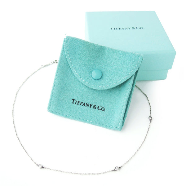 Tiffany & Co Diamonds 'Yard' Necklace