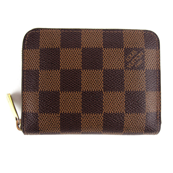 Louis Vuitton Damier Zippy Coin Wallet