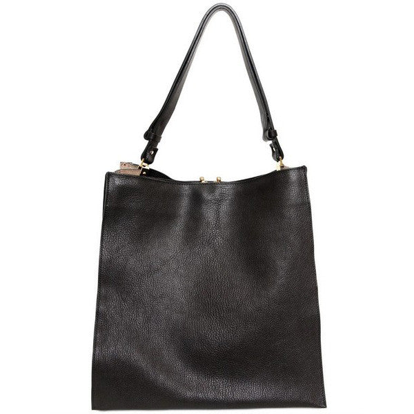 Marni Leather/Suede Tote - NEW