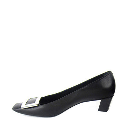 Roger Vivier Square Toe Pumps 40