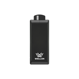 Wellon Ripple All-In-One Pod Device Kit (Black)