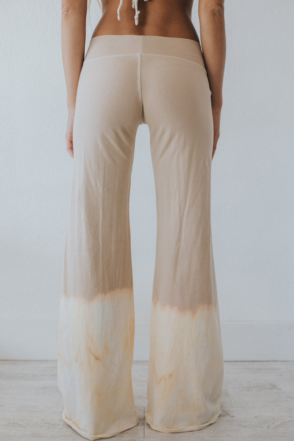 Easy Going Pants in Beige