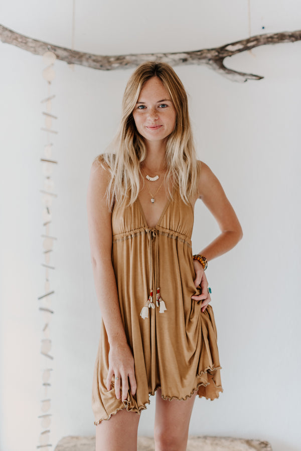 Desert Sunset MIni Dress