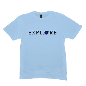 Explore Space Planet Cosmology Astronomy T-Shirt
